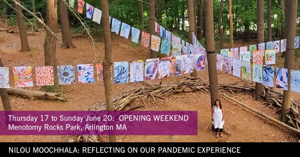 """""""Reflecting on our Pandemic Experience"""" Artist Eve..."""
