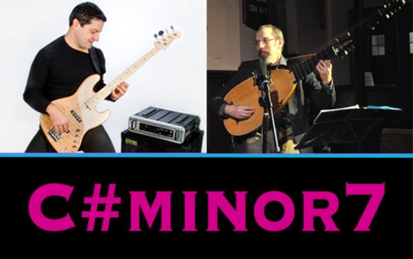 Live Arts Arlington: C#minor7, a jazz trio