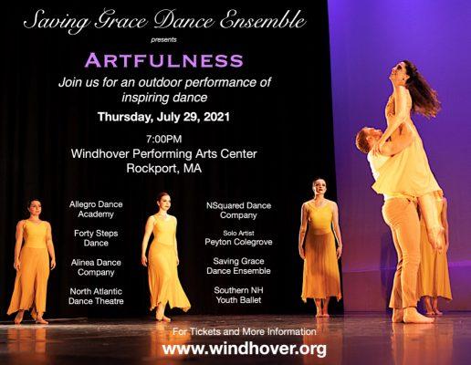 Saving Grace Dance Ensemble - Artfulness