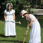 The Jane Austen Garden Party