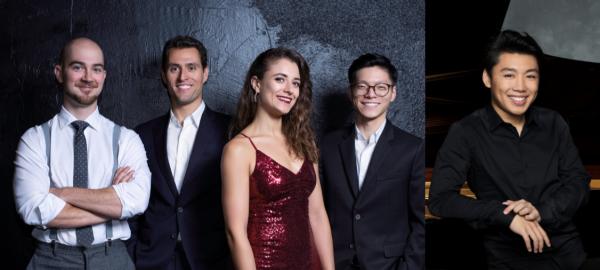 Opening Night - Dover Quartet & George Li