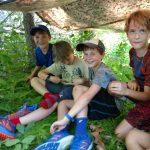 Ninjas in Nature: The Wild Edible Ninja Workshop