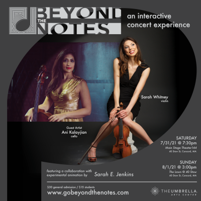 Beyond the Notes at The Umbrella - POSTPONED