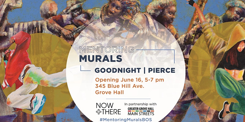 "Mentoring Murals: ""No Strings Detached"""