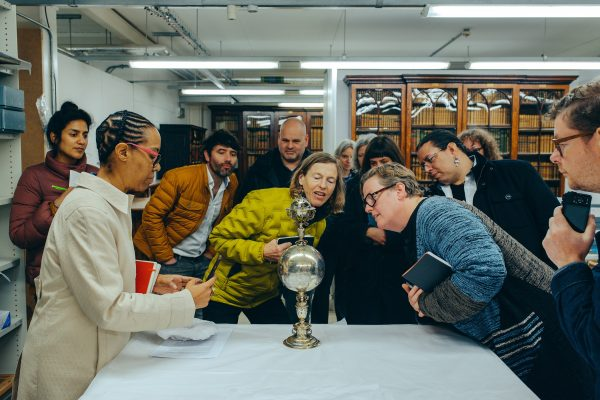 Another Crossing: Artists Revisit the Mayflower Voyage