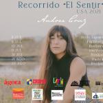 "Andrea Cruz at Boston's Latin Quarter-""El Sentir"" Tour presented by Ágora"