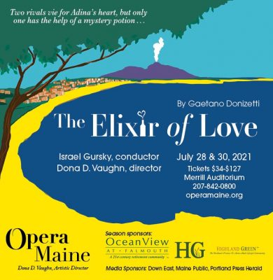 ELIXIR OF LOVE - presented by Opera Maine