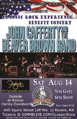 John Cafferty & the Beaver Brown Band in a Ben...
