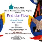 """""""Feel the Flow"""" by Chanel Thervil Opening Reception"""