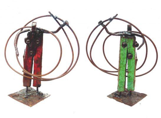 Metal & Magnets – FREE Sculpture Workshop w/...