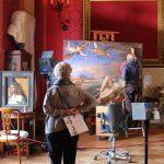 Titian's Rape of Europa: Restoration & the Painter's Technique