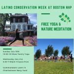 Yoga and Nature Meditation: Family Yoga