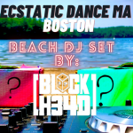 Ecstatic Dance on the Beach with DJ BL0CKH34D