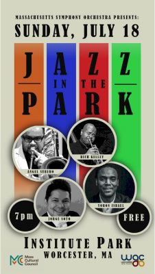 Jazz in the Park: Celebrating Great African-Americ...