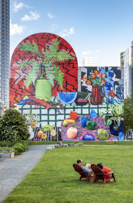 From Art to Alliums: A Tour of The Greenway