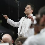 Longwood Symphony Orchestra and Mercury Orchestra: BACH AND BEETHOVEN