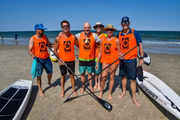 Cape Cod Bay Stand Up Paddle Event to Benefit Chri...