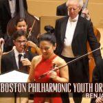 Boston Philharmonic Youth Orchestra: Stravinsky's Violin Concerto
