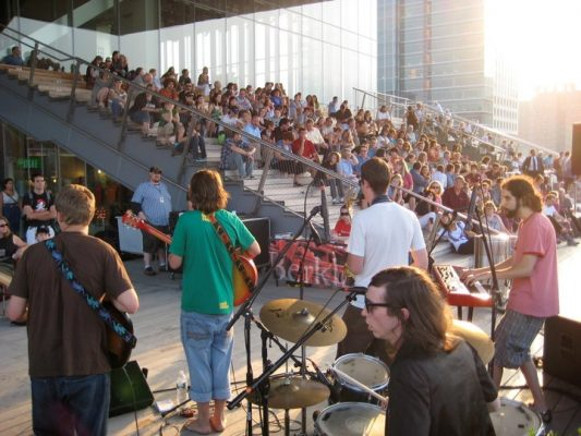 Harborwalk Sounds: Berklee College of Music at the...