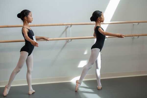 Boston Ballet School Summer Open House and Placeme...