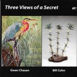 """Old Schwamb Mill presents """"Three Views of a Secret"""" Opening Reception"""