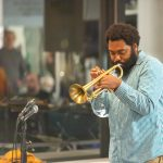Modern-Creative Jazz – Live indoors is back! The New Sounds of Trumpet w/Forbes Graham & trio