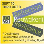 Reflection/Reawakening/Resilience