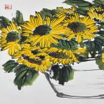 Chinese Brush Painting: Flowers and Birds with Qingxiong Ma