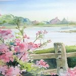 Get Up and Go with Watercolors with Susan Nordhaus...