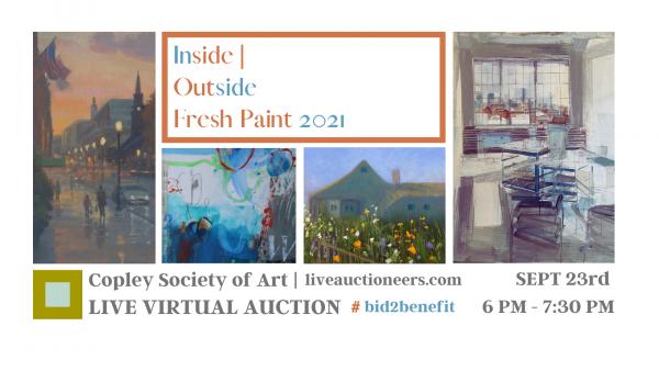 Fresh Paint 2021: Inside | Outside