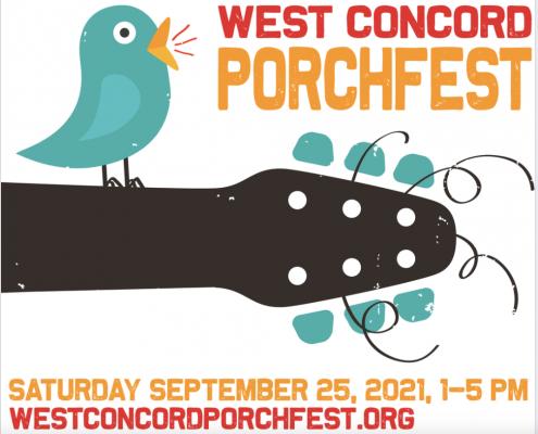 West Concord Porchfest