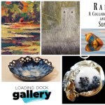 Rare Earth: A Collaboration Between Artist and Mother Nature, at Loading Dock Gallery