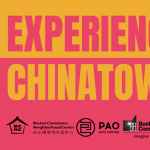 Experience Chinatown Arts Festival 2021