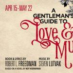 A Gentleman's Guide to Love & Murder