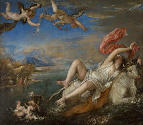 Titian: Women, Myth & Power