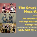 POSTPONED ~ The Great Jug Band Mess-Around