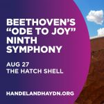 "Beethoven's ""Ode to Joy"" Ninth Symphony"