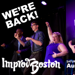 ImprovBoston at the Rockwell