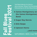 Fall Blues Festival 2021