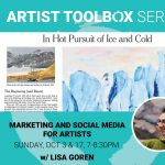Artist Toolbox Series: Marketing and Social Media for Artists