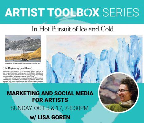 Artist Toolbox Series: Marketing and Social Media ...