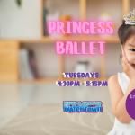 Princess Ballet Dance Class