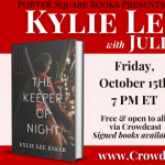 Kylie Lee Baker with Julie C. Dao, The Keeper of N...