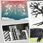 Relief Printmaking for Kids with Anne Nydam