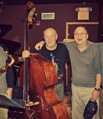 Bruce Gertz Quartet: Garzone, Bosch, McMahon