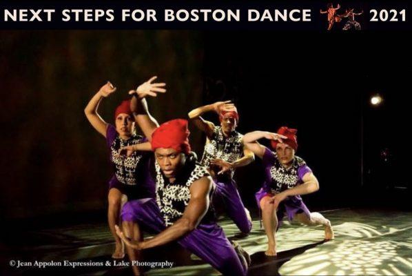 Info Sessions: Next Steps for Boston Dance Grant