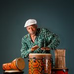 Afrika Gente with Cornell Coley