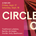 A Far Cry Concert: Circle of Life (Outdoors at South Shore Conservatory)