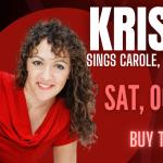 Krisanthi sings Carole, Carly, Karen, & Linda