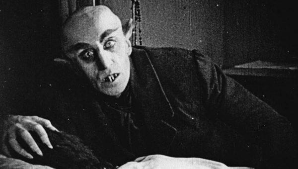 Nosferatu: Silent film accompanied by the Mighty Wurlitzer Organ